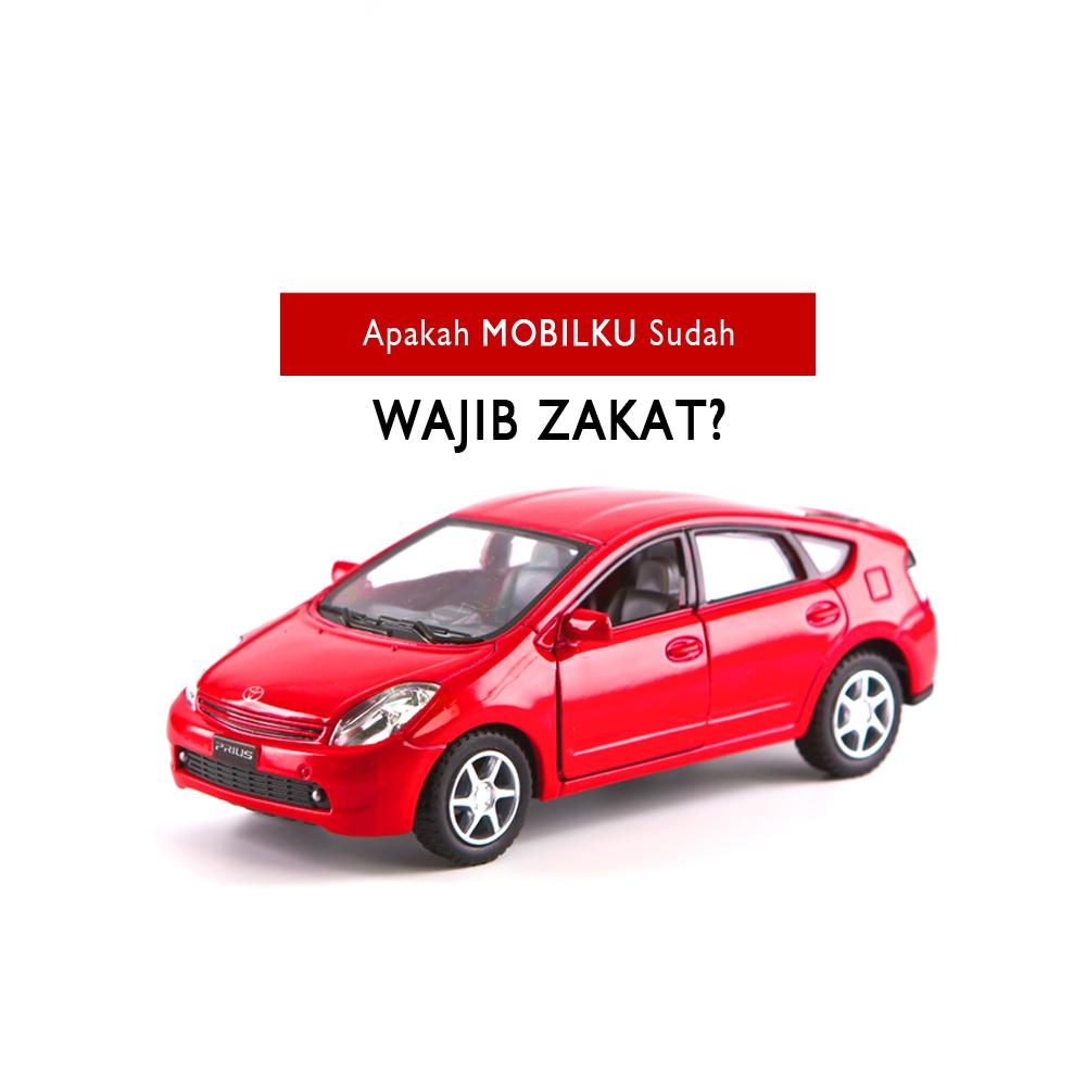 Apakah Mobilku Wajib Zakat?